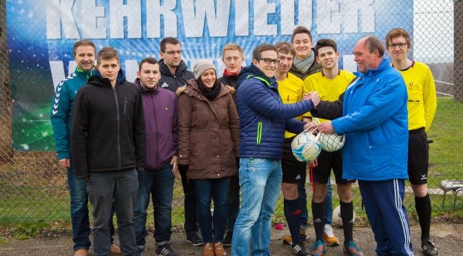 Schiedsrichter-Talentkader beim Winter-Cup in Neuhof