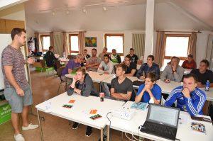 Anwärter-Lehrgang 2016 in Alfeld