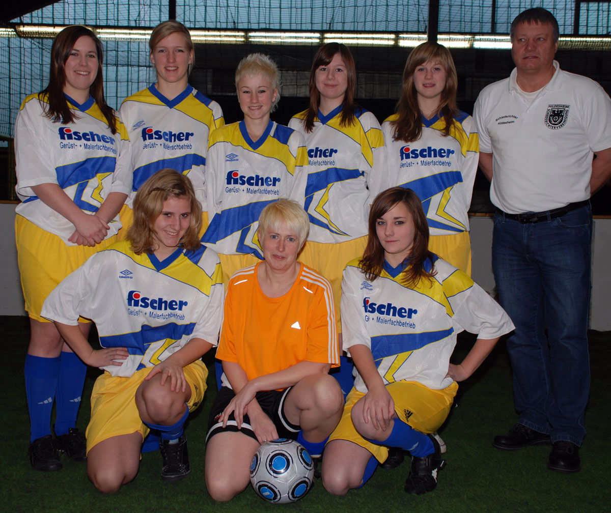 Damen Team Jung-SR Turnier 2011 in Braunschweig