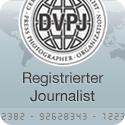 Registrierter Journalist