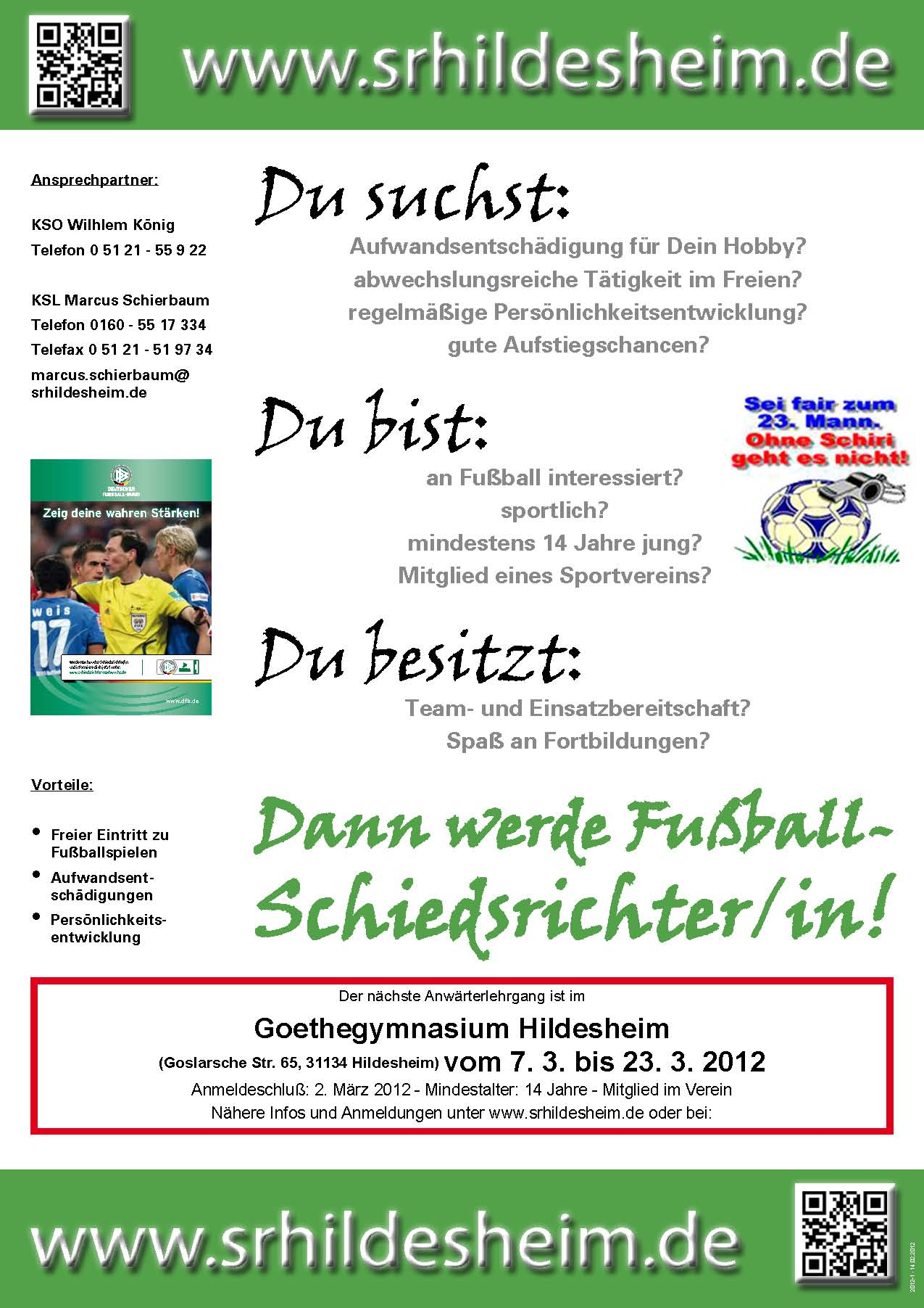 Anwärterlehrgang 2012-1