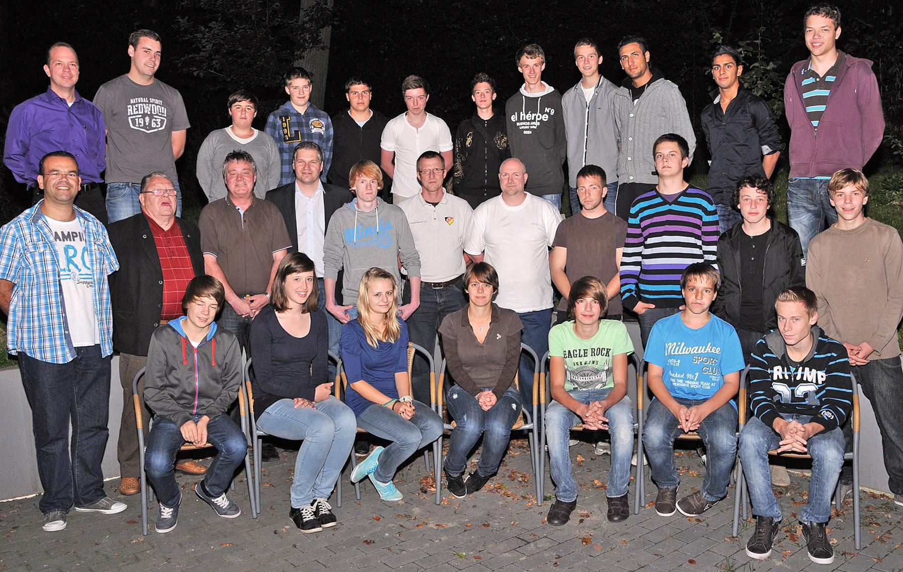Anwärter 2011 (Giesen-2)