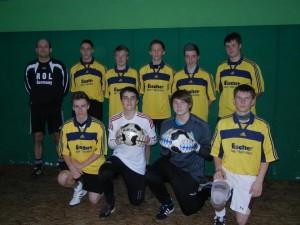 Unser Jungs-Team 2012