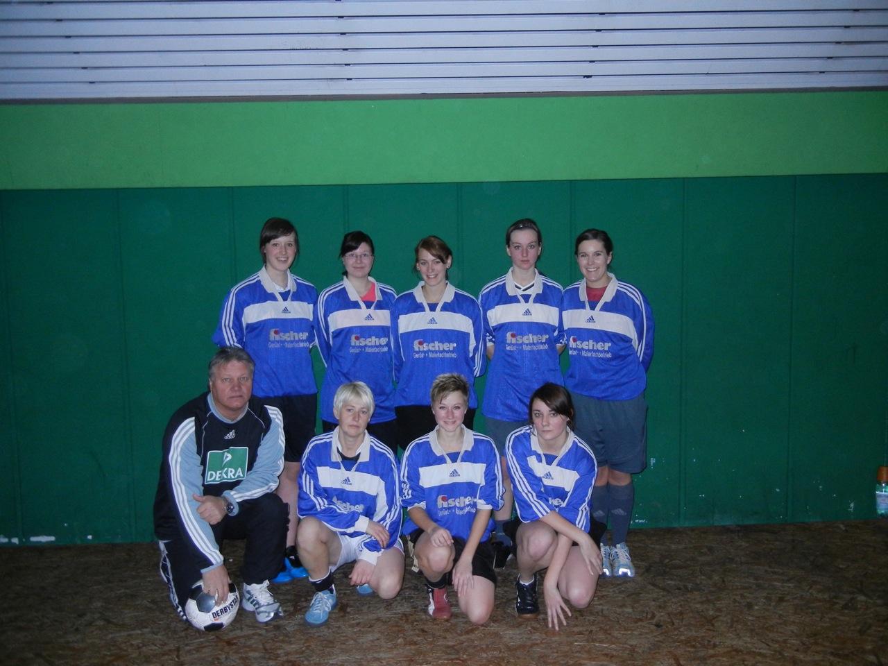 Unser Damenteam 2012