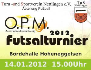 Futsal Nettlingen