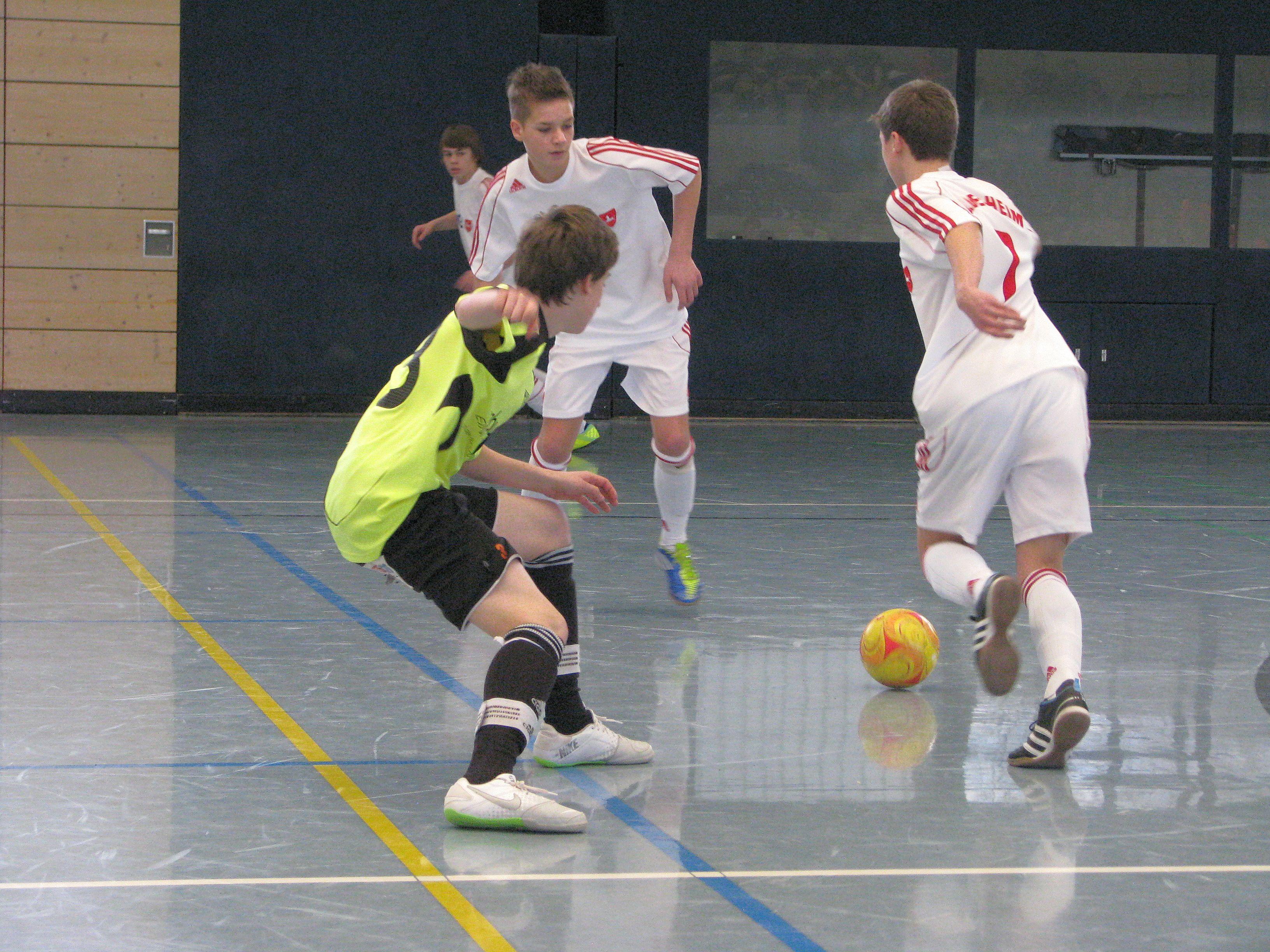 Ausschreibung Junioren Futsal ist online