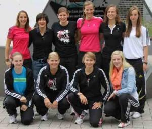 DFB Lehrgang 2012 - Irina Stremel