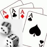 Poker, Skat, Knobeln
