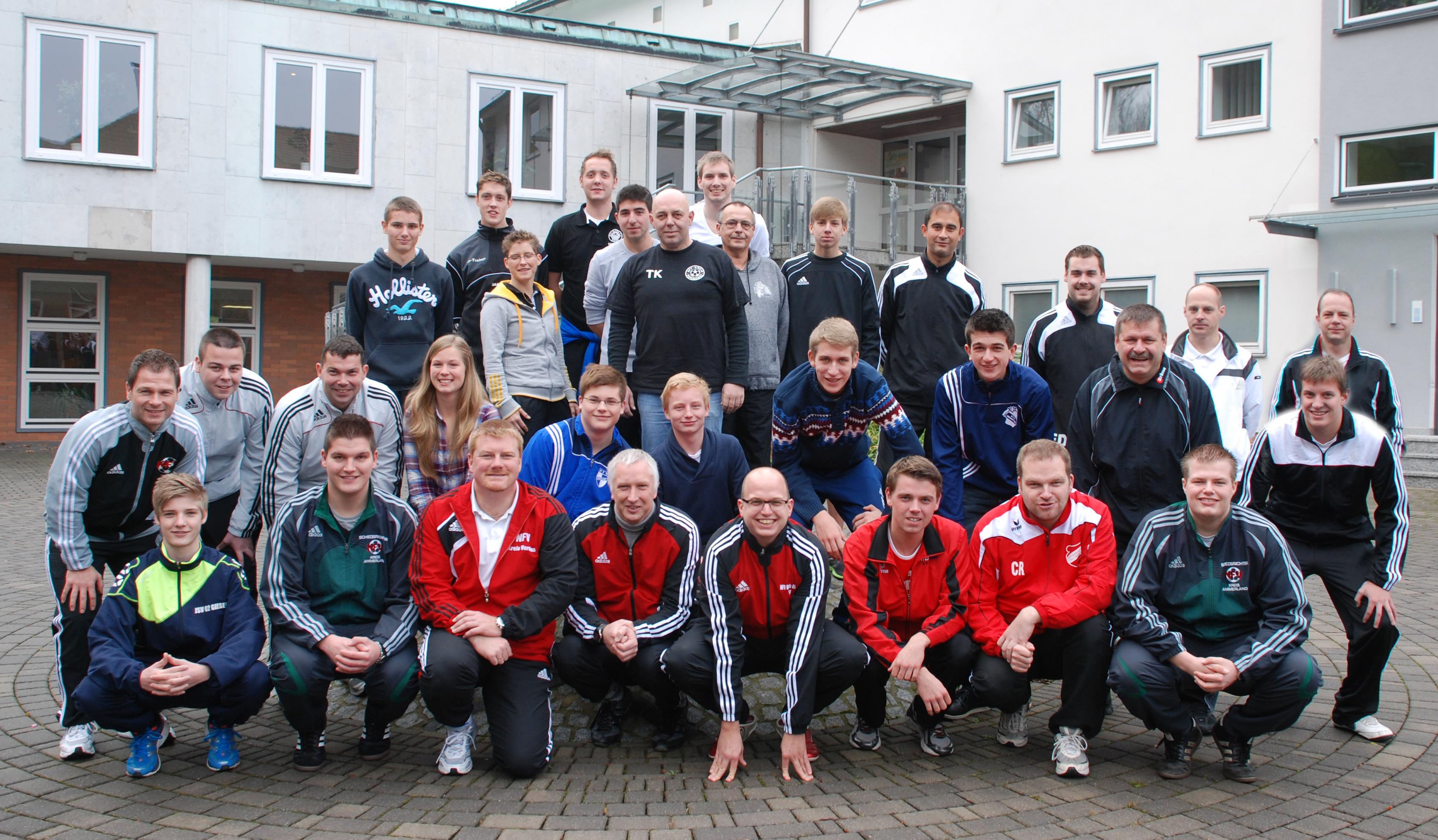 Futsal-Verbandslehrgang 2012