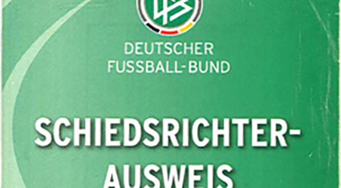 Schiedsrichter-Anwärter-Lehrgang in Alfeld im August 2016