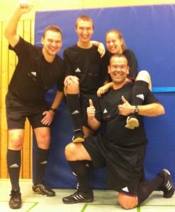 Futsal-SR N/O-Meisterschaft Gehörlosen Verband 2013
