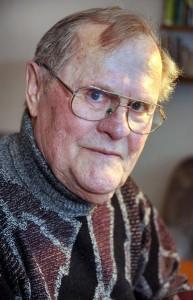 Die Hildesheimer Fußball-Legende Gerhard Schröter feiert seinen 85. Geburtstag.