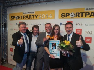 Sportlerwahl 2014