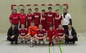 Das Siegerteam der VfV Borussia 06 Hildesheim