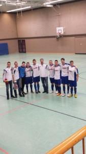 Team 2015 - NFV Kreis Hildesheim holt Fair-Play Pokal