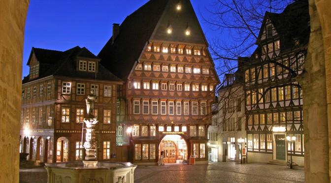 Schiedsrichter lernen Hildesheim kennen