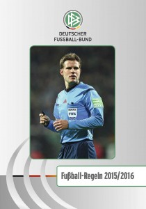 Fußball Regeln 2015-2016 DFB