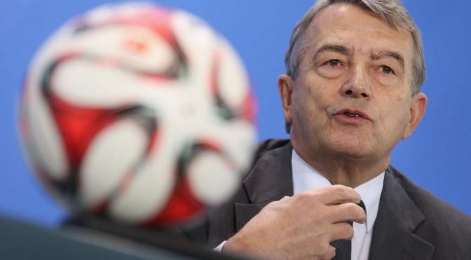 Offener Brief des DFB-Präsidenten