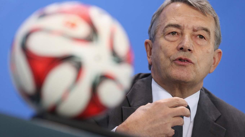 Offene Worte: DFB-Präsident Wolfgang Niersbach