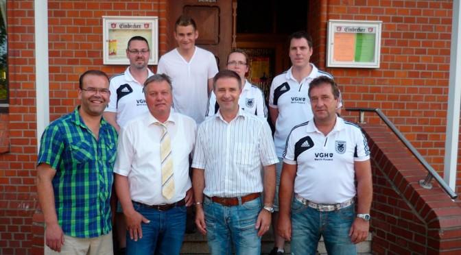Jahreshauptversammlung der Hildesheimer SR-Vereinigung mit Neuwahlen