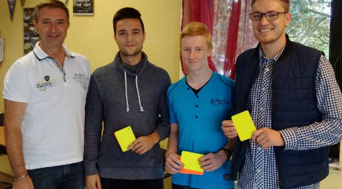Anwärter-Lehrgang in Bockenem erfolgreich