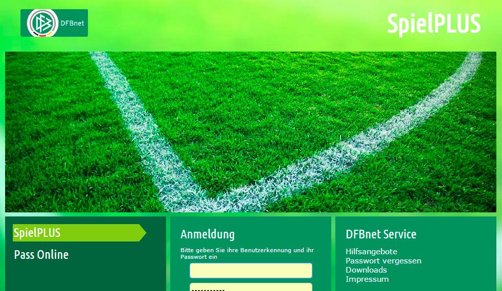 DFBnet.org | Spielbericht Online