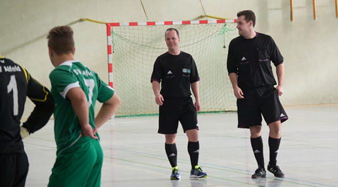Florian Deckwert beim DFB Landesauswahlturnier