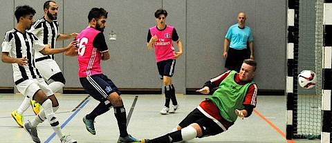 Futsal Regionalliga, Sven Metze