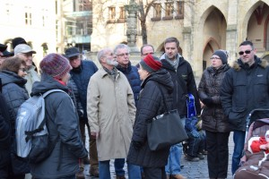 Braunkohlwanderung 2016 in Hildesheim
