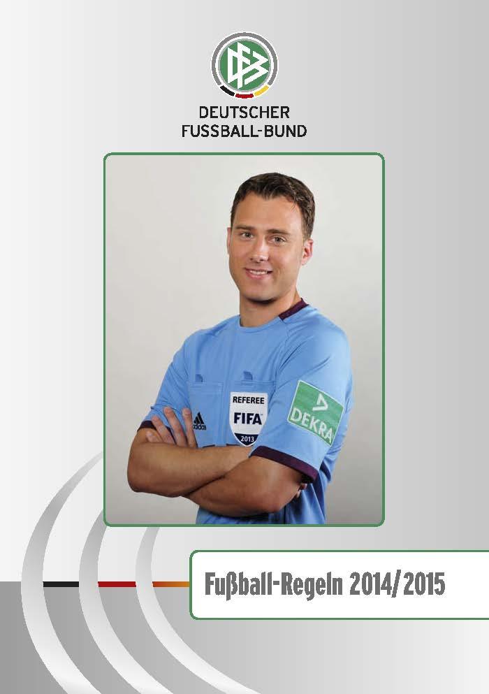 Fußball Regeln 2014-2015 DFB