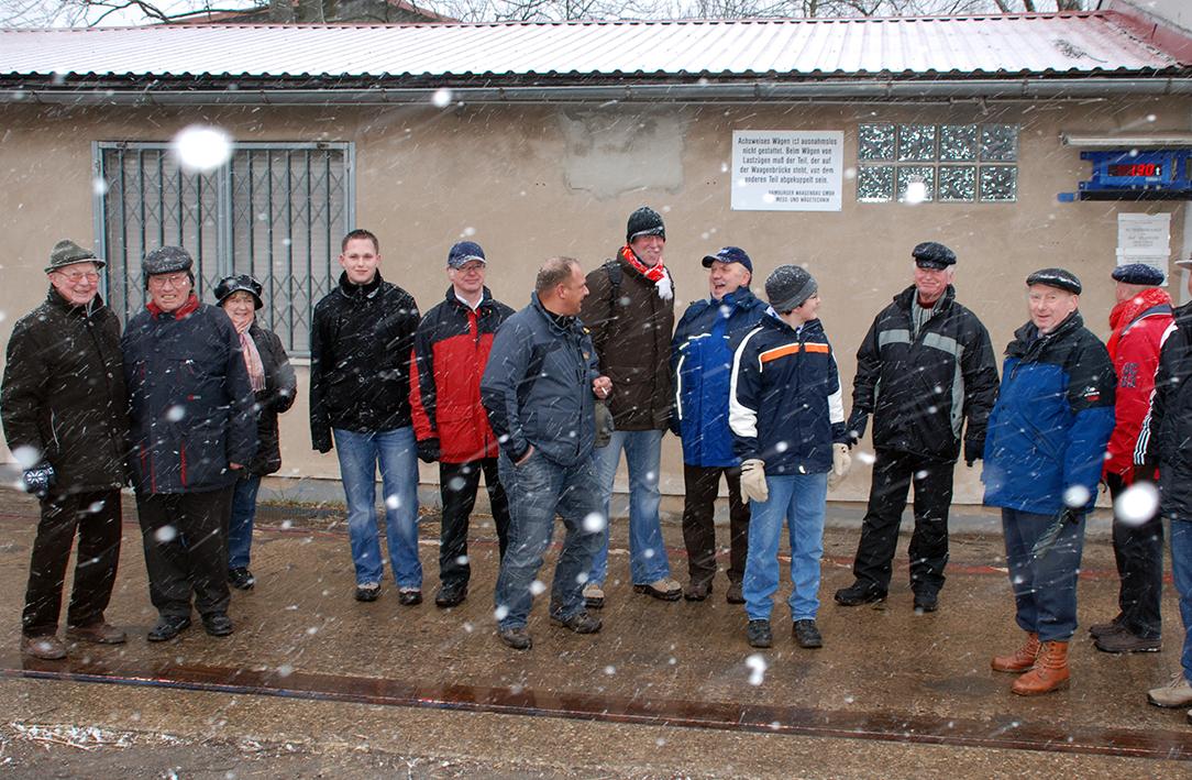 Braunkohlwanderung 2011 in Föhrste