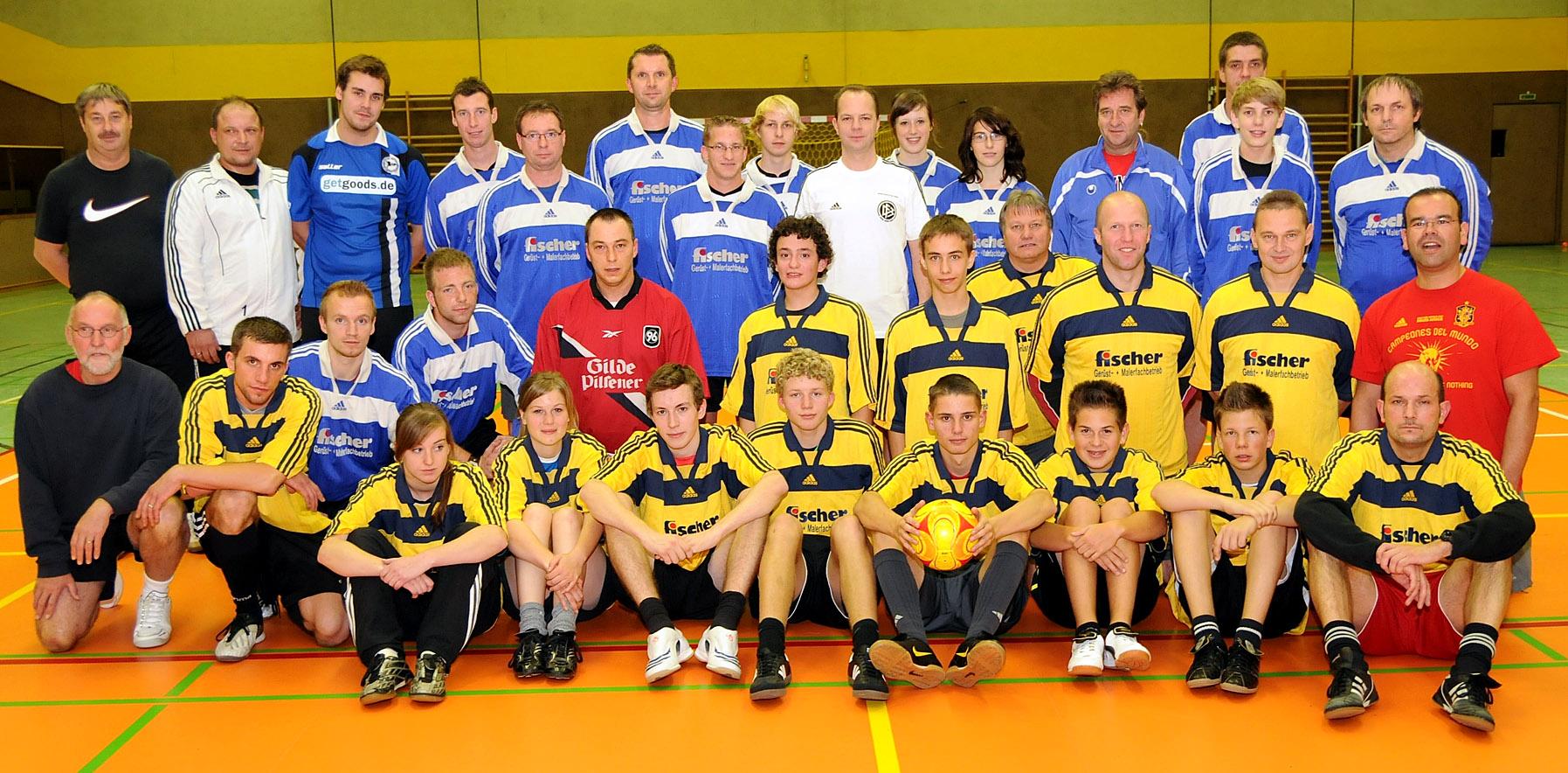 Futsal-Lehrgang 2011