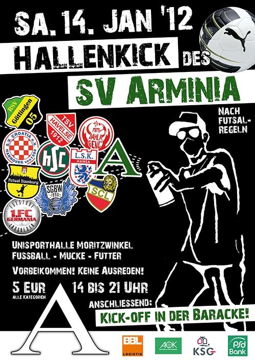 Hallenkick_SVArminia