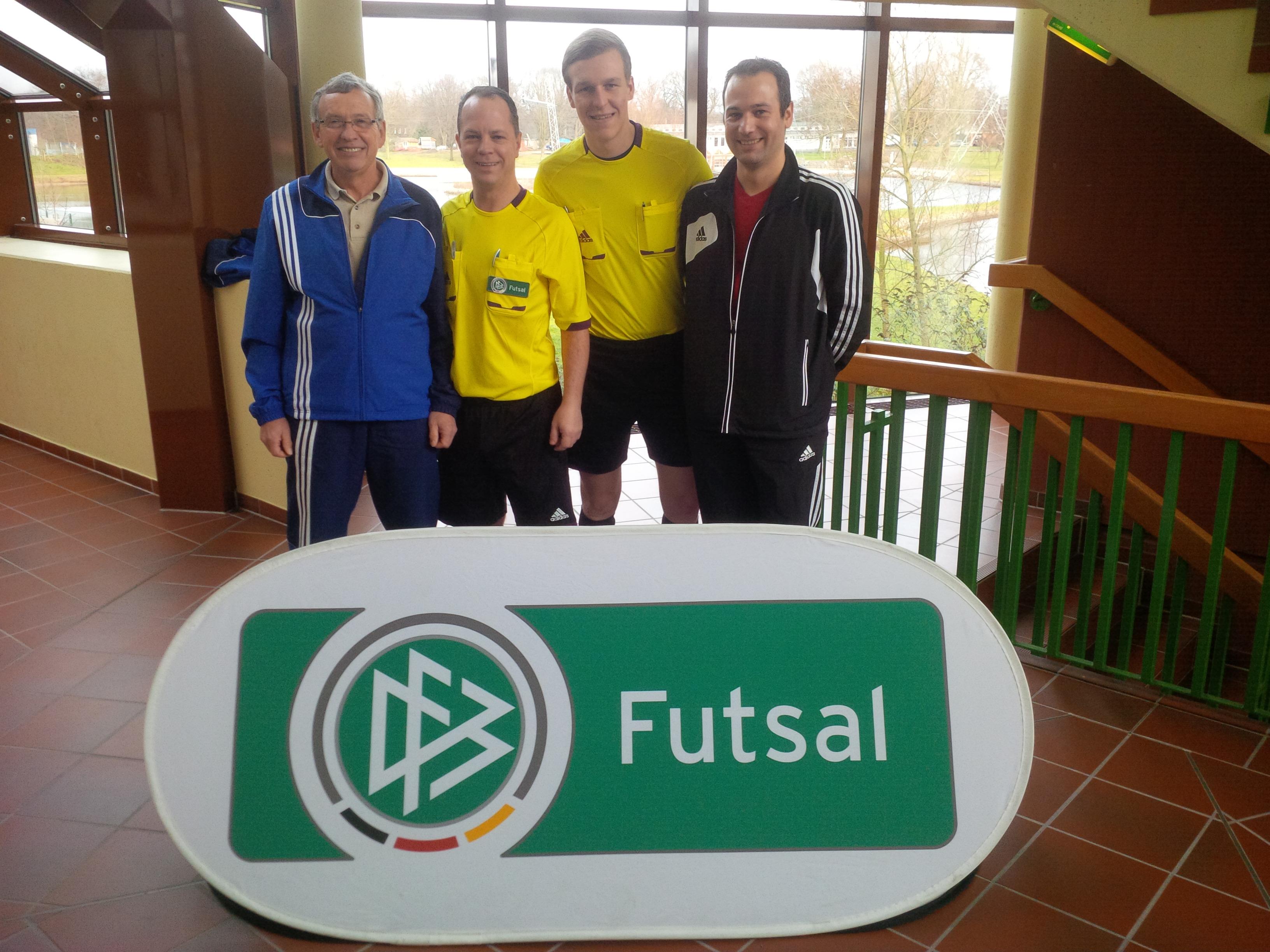 SR Futsal-Länderpokal Duisburg