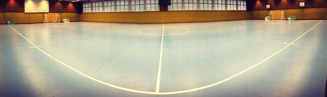 Futsal-Feld