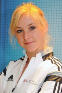 Irina Stremel, SV Emmerke, SR Landesliga Hannover, SR 2. Frauen-Bundesliga