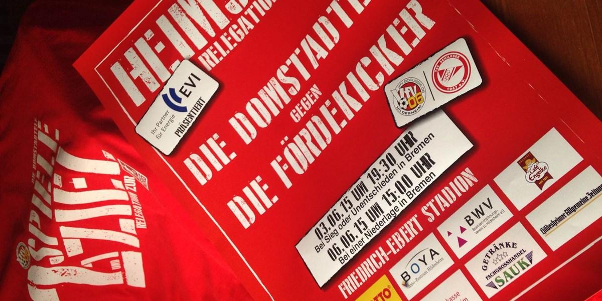Relegation VfV 06 gegen Schliecksee