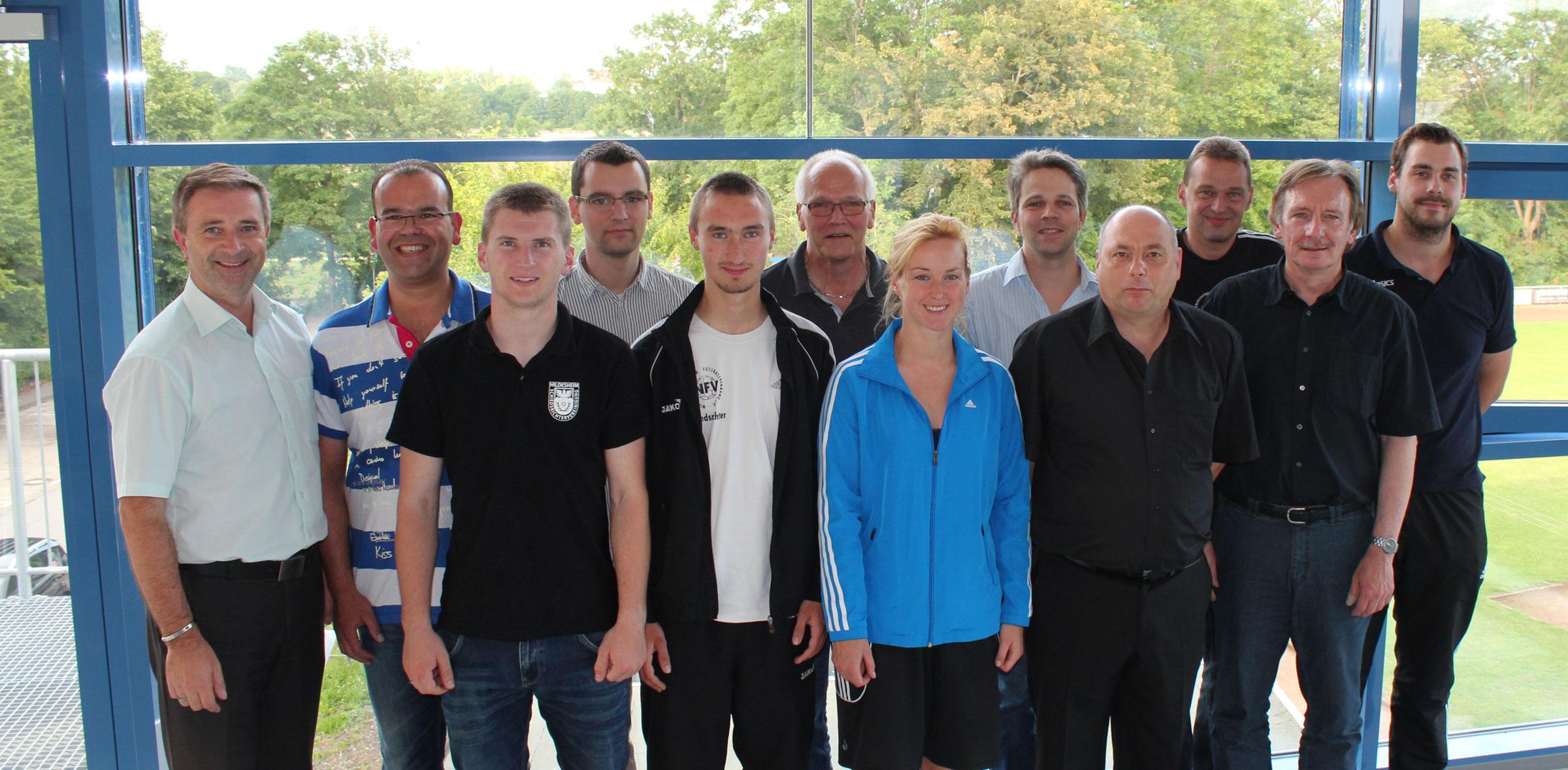 Die Hildesheimer Beobachter 2015
