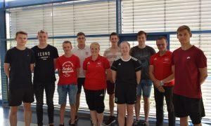 Der KSA konnte einige Aufsteiger für die Hildesheimer Top- Liga gewinnen