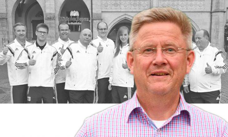 Detlef Winter, Kreisvorsitzender NFV-Kreis Hildesheim