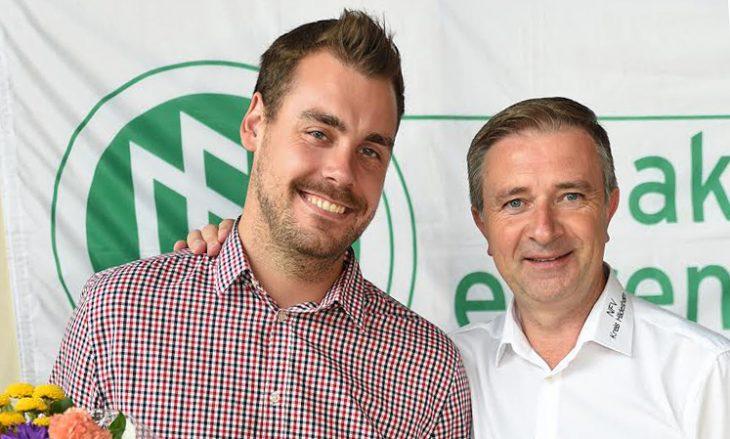 Verabschiedung von Florian Deckwert als KSL 2017
