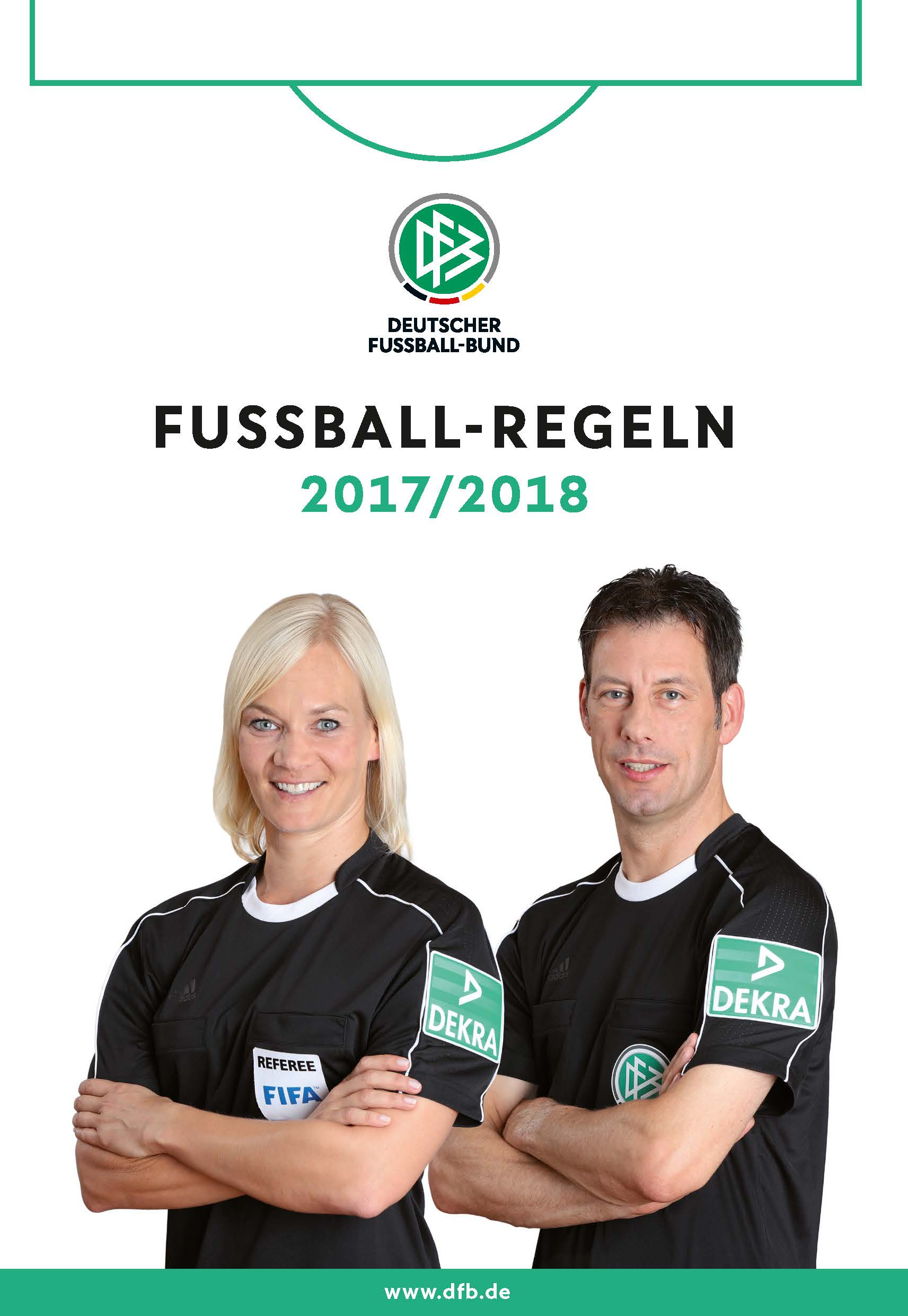 Regelheft DFB 2017-2018