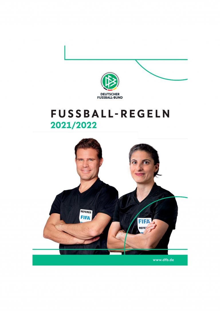 Fußball-Regeln 2019/2020