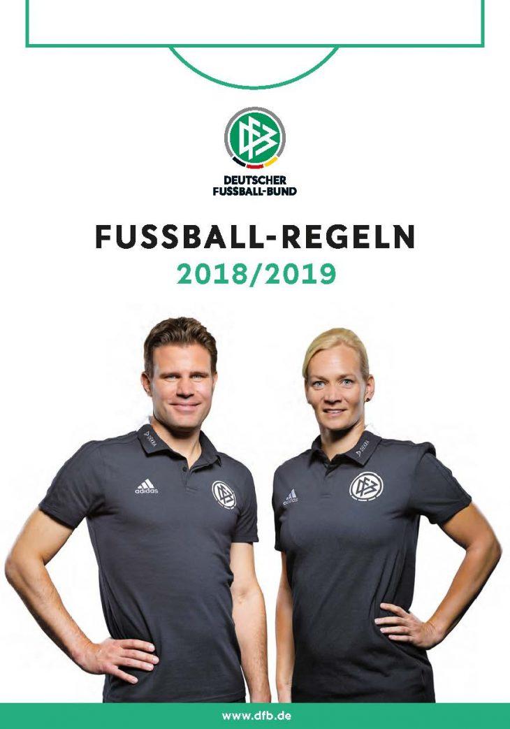 Regelheft DFB 2018-2019
